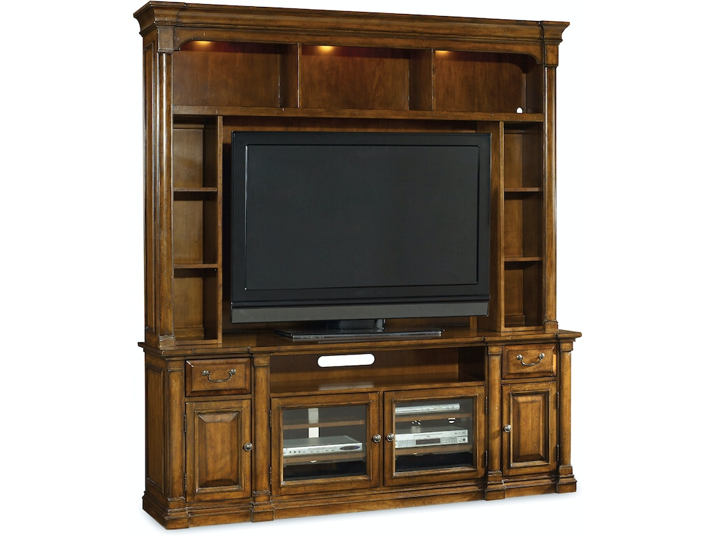 Home Entertainment Furniture ~ Hooker furniture home entertainment tynecastle two piece