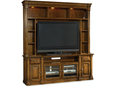 Hooker Furniture Tynecastle Two Piece Entertainment Group 5323-55202