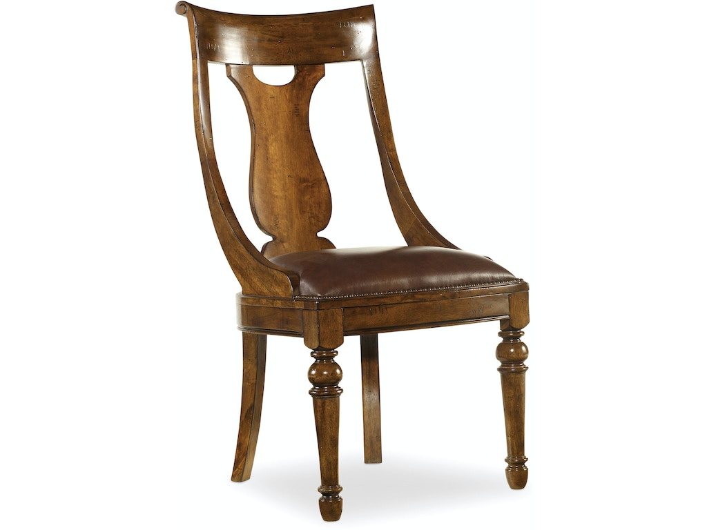hooker furniture dining room tynecastle side chair 5323