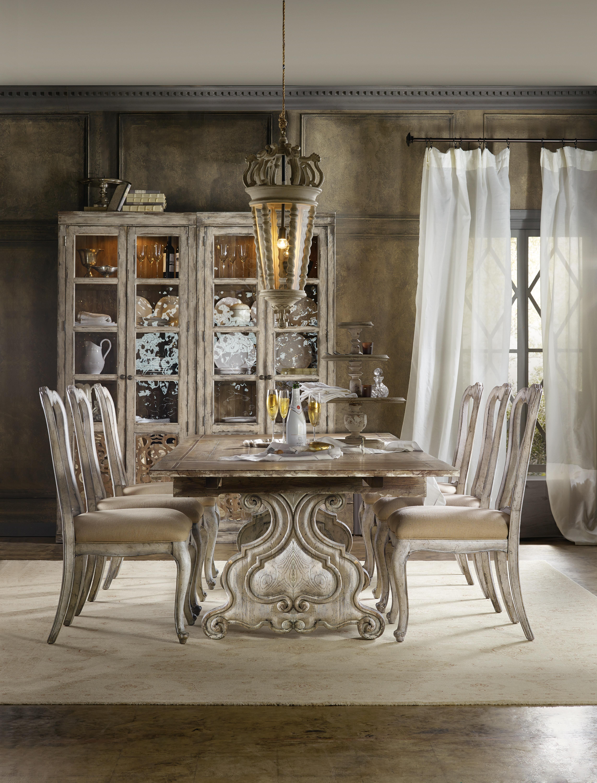 hooker furniture chatelet splatback side chair - Side Chairs For Living Room
