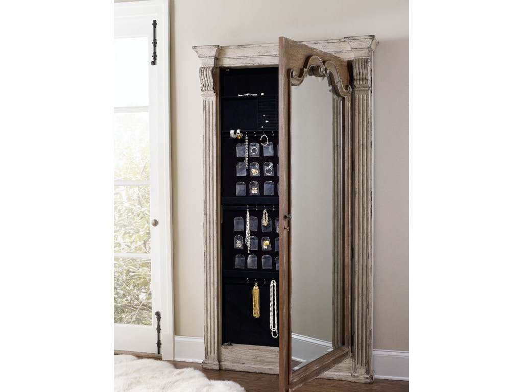 Hooker Furniture Accessories Chatelet Floor Mirror w ...