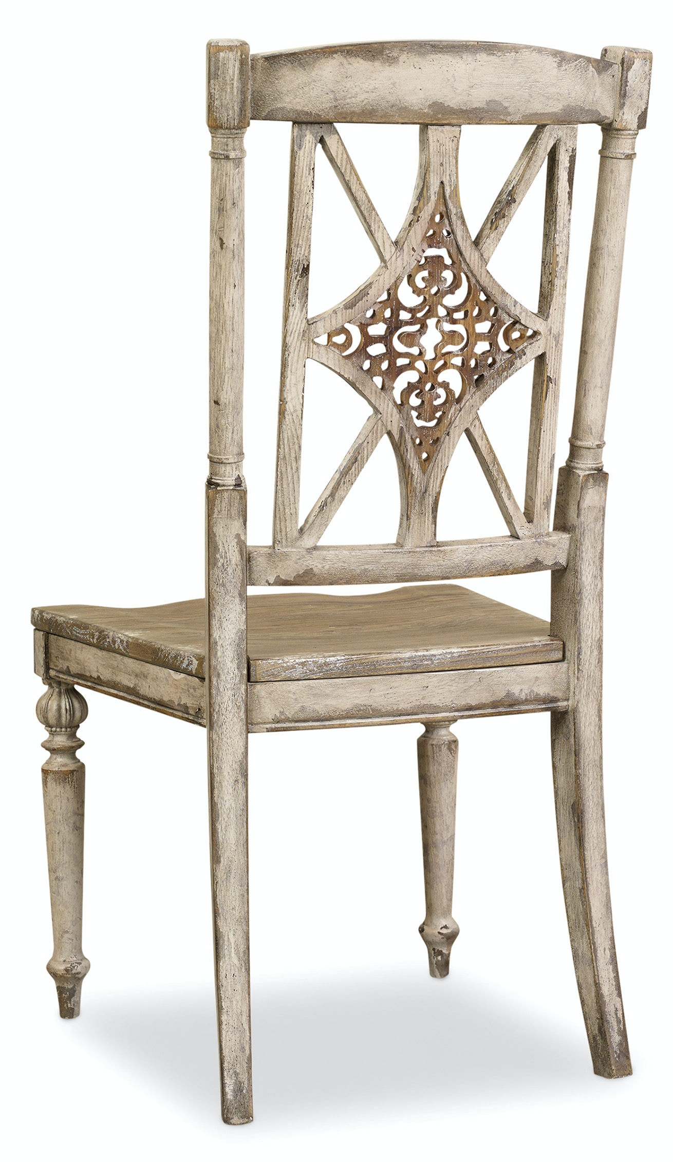 Superb ... Eastern Furniture Santa Clara By Hooker Furniture Dining Room Chatelet  Fretback Side Chair ...