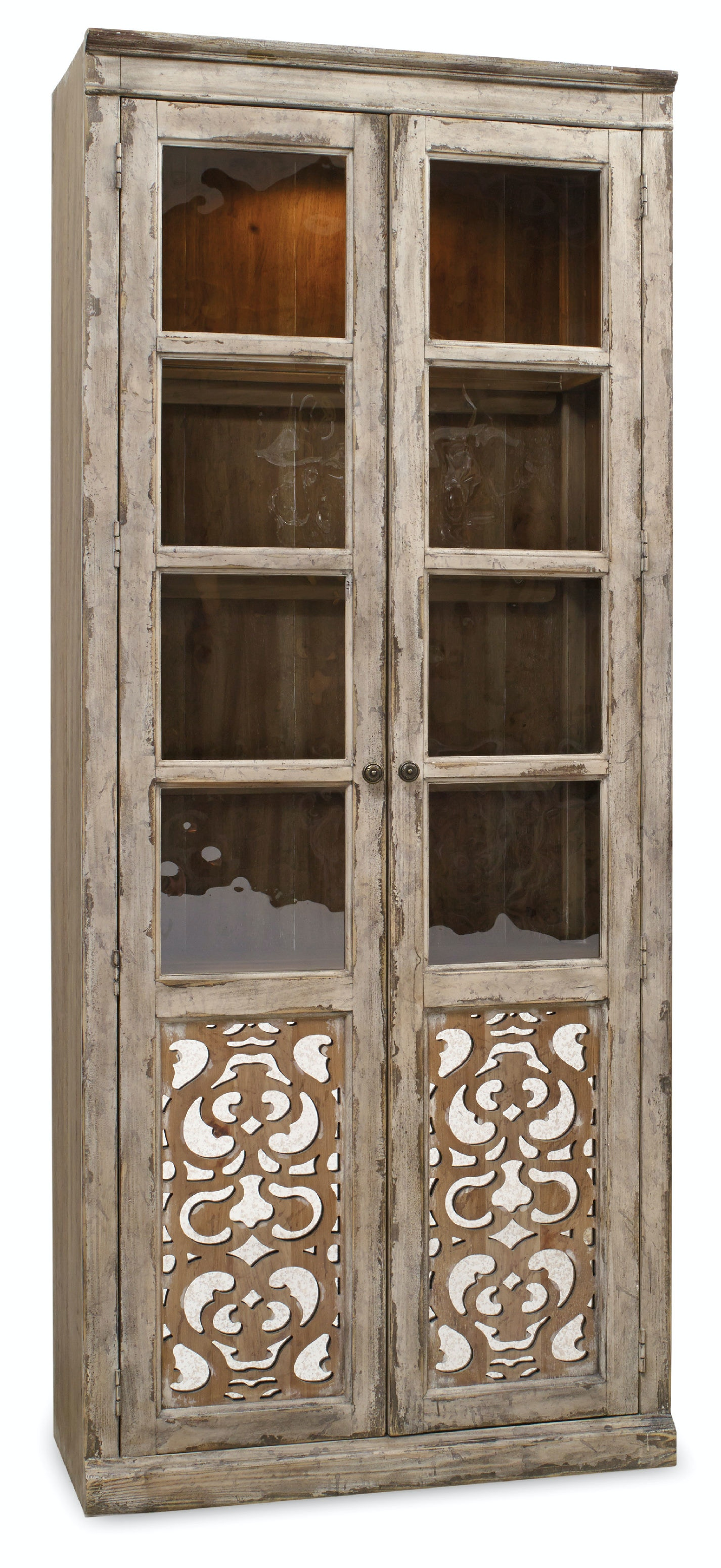 Hooker Furniture Dining Room Chatelet Bunching Curio 5351-75908