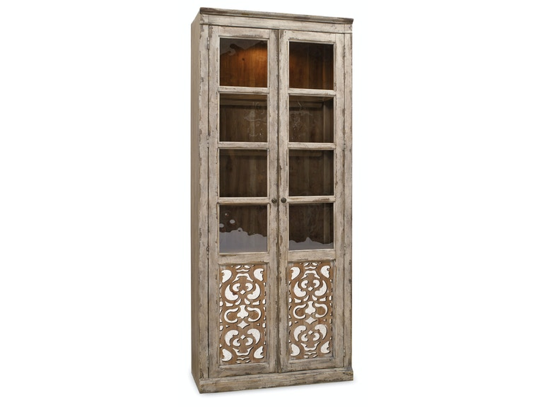 Hooker Furniture Chatelet Bunching Curio 5351-75908