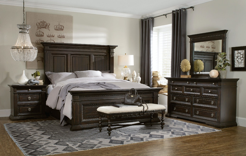 Hooker Furniture Bedroom Treviso Dresser 5374 90002 Whitley Furniture Galleries Raleigh Nc