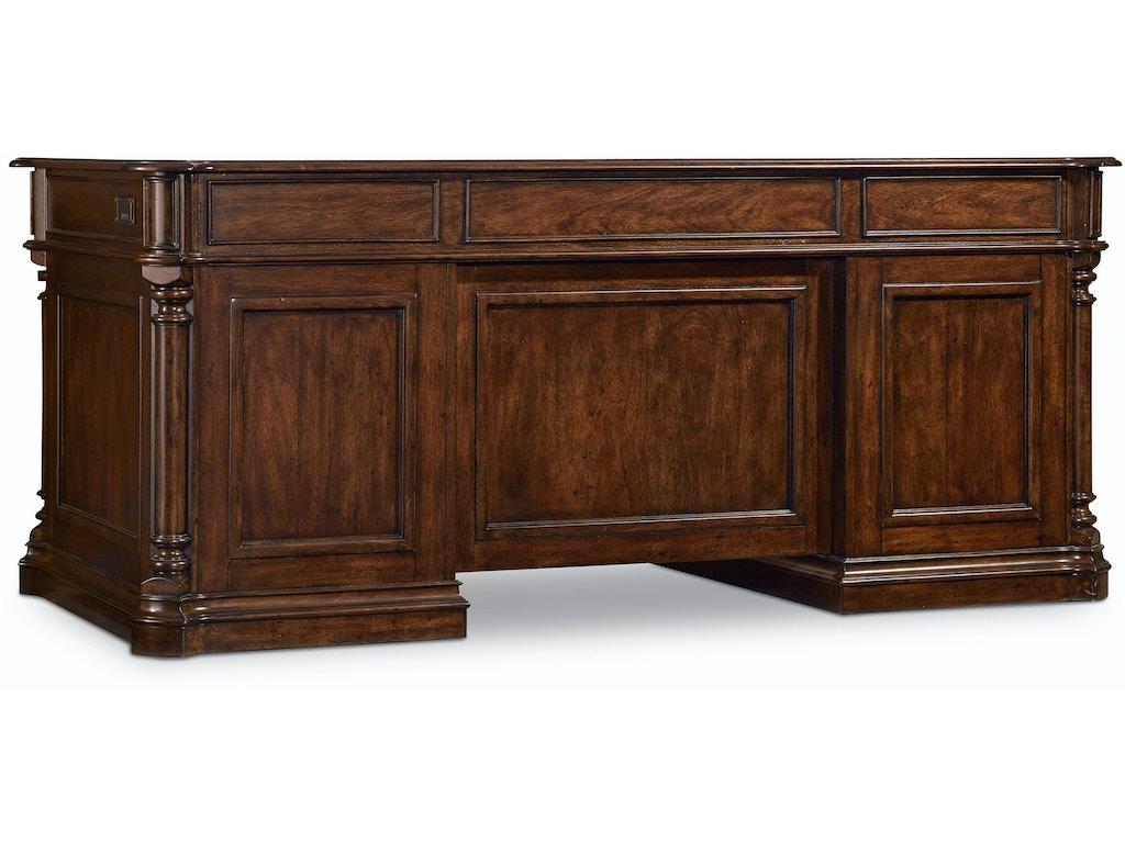 Hooker Furniture Home Office Leesburg Executive Desk 5381