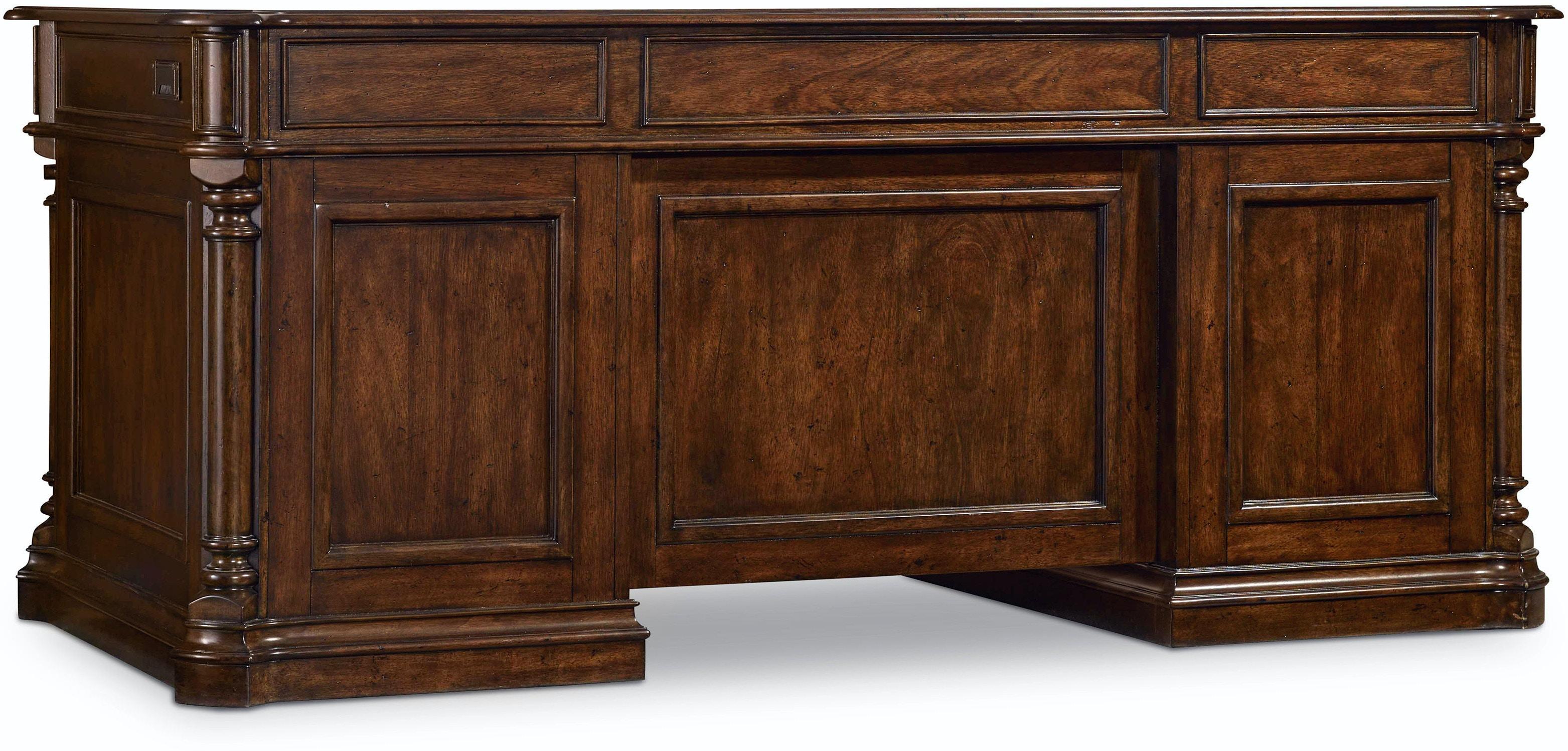 Hooker Furniture Home Office Leesburg Executive Desk 43-43