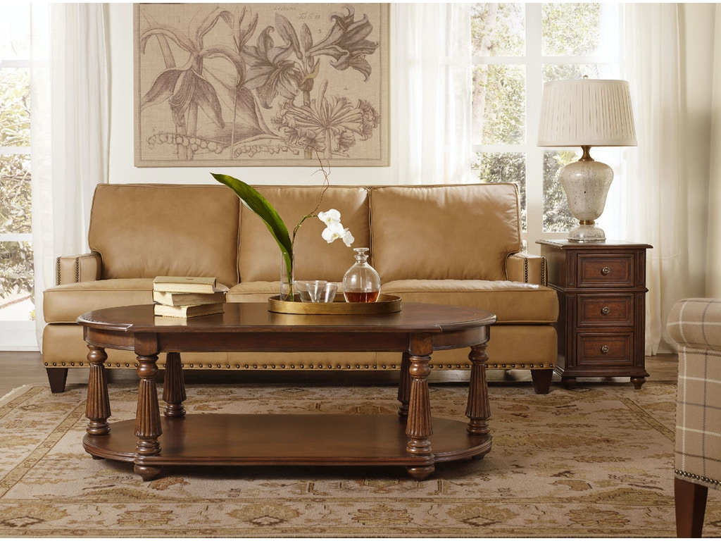 Hooker Furniture Living Room Leesburg Chairside Chest 5381