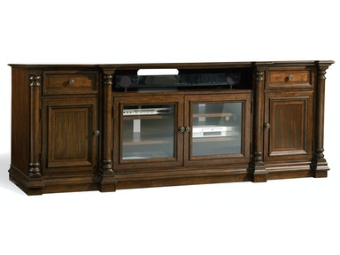 Hooker Furniture Leesburg Entertainment Console 5381-55484