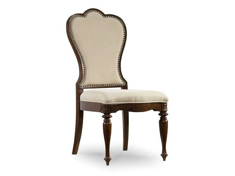 Hooker Furniture Leesburg Upholstered Side Chair 5381-75410