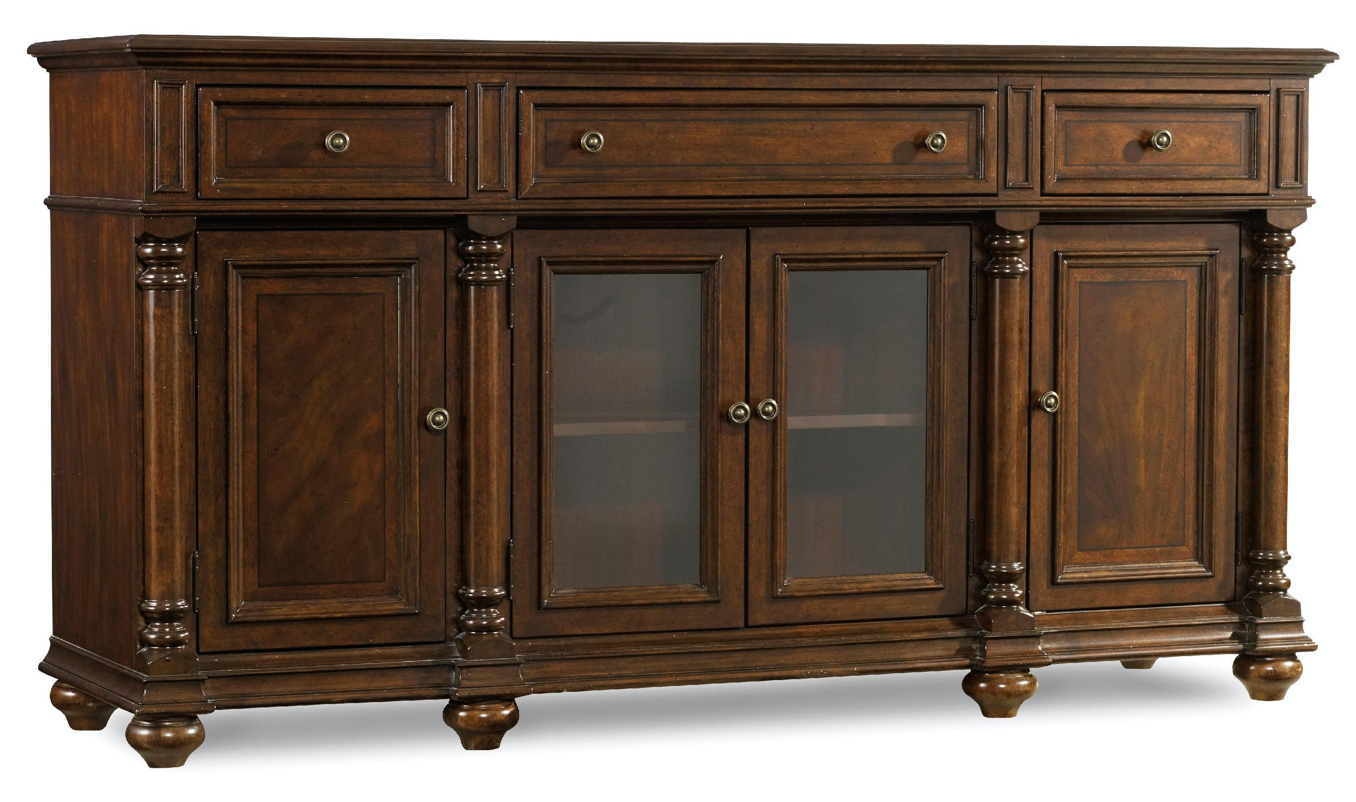 Hooker Furniture Leesburg Buffet 5381 75900
