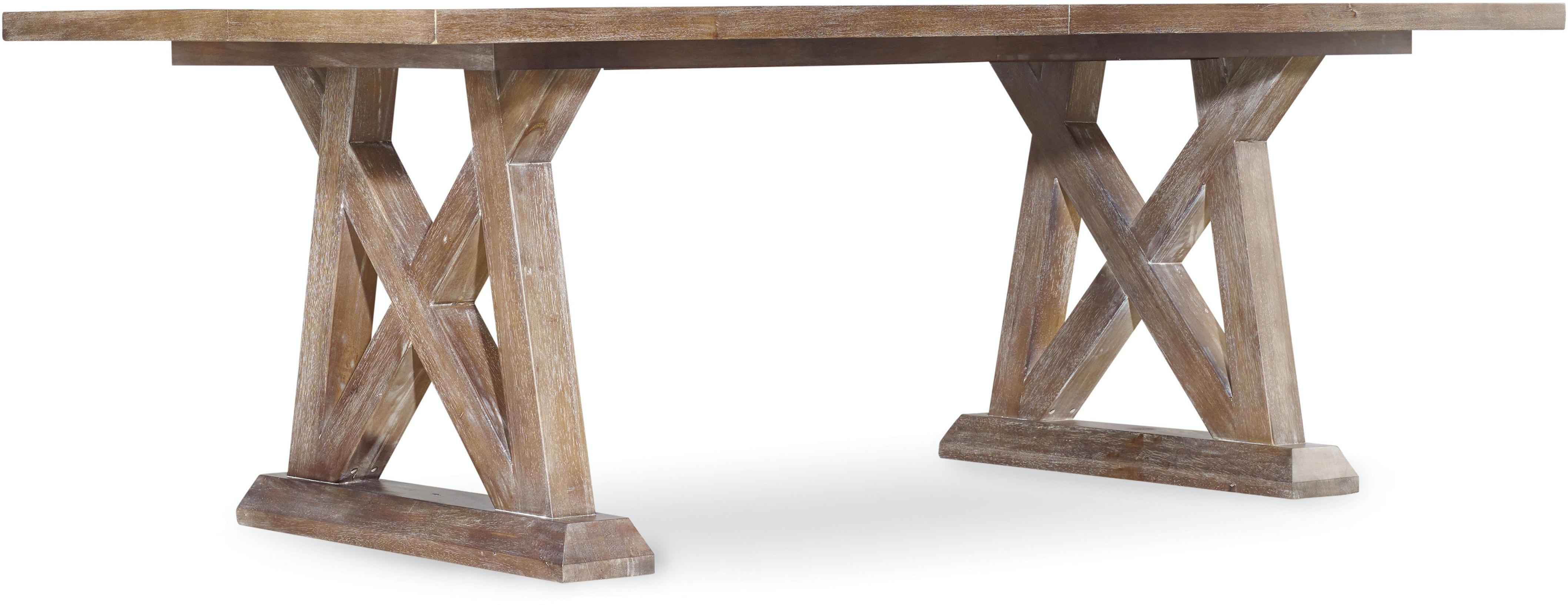 hooker furniture dining room studio 7h geo trestle dining table hooker furniture studio 7h geo trestle dining table 5382 75207