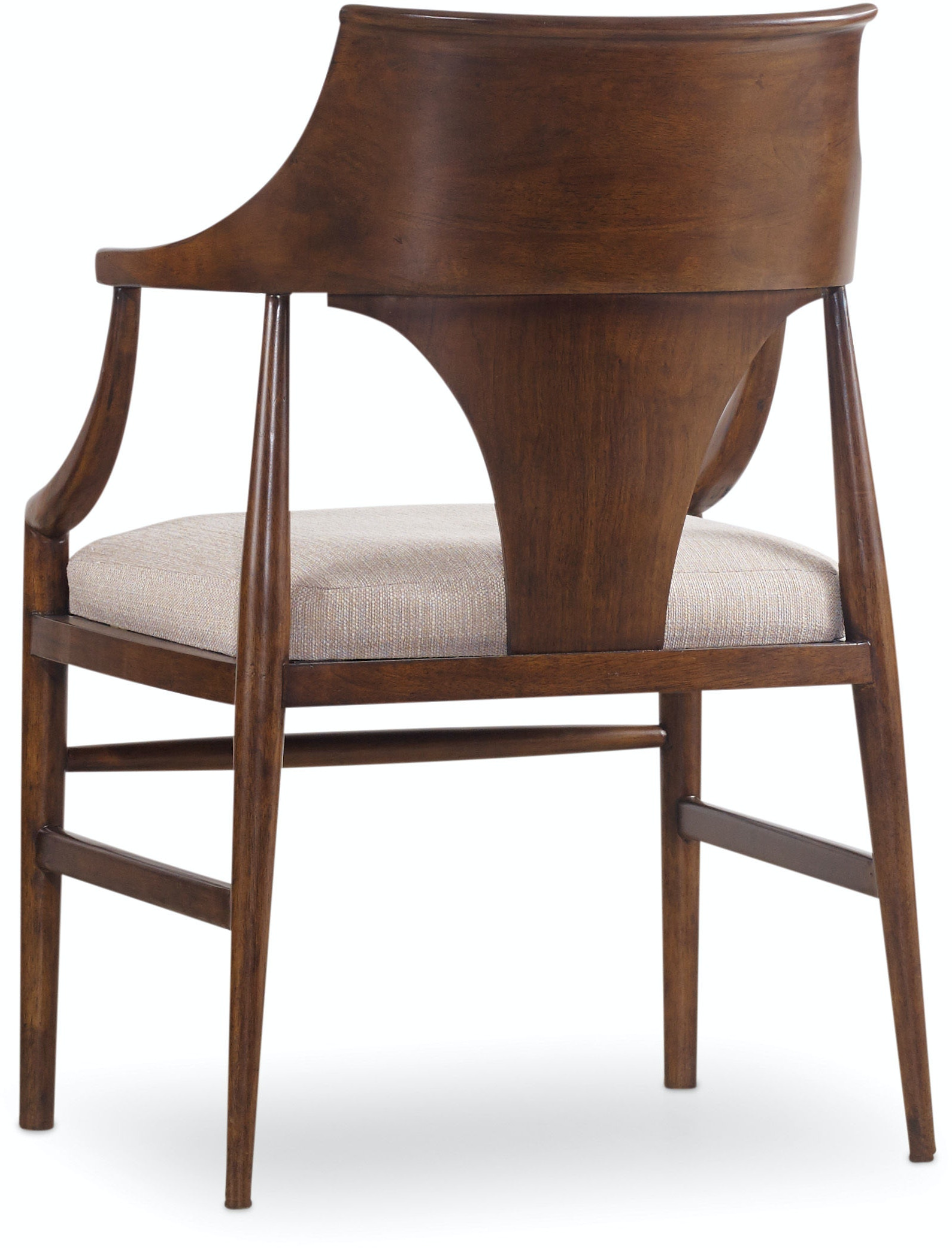 Hooker Furniture Dining Room Studio 7H Jens Danish Arm Chair 5398