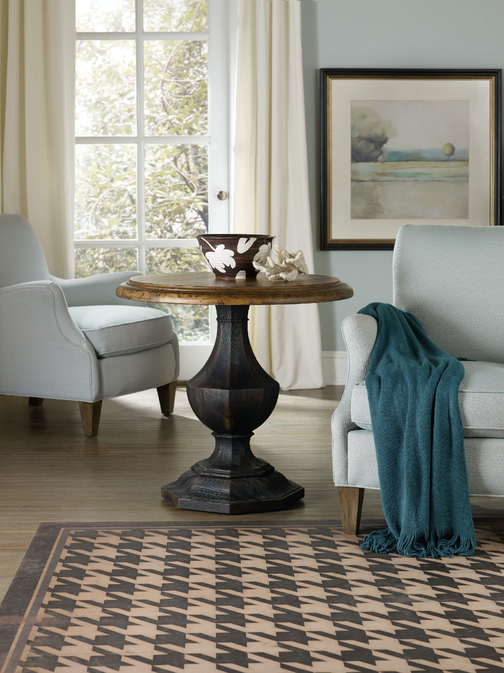 Hooker Furniture Sanctuary Round Accent Table 5402 50001
