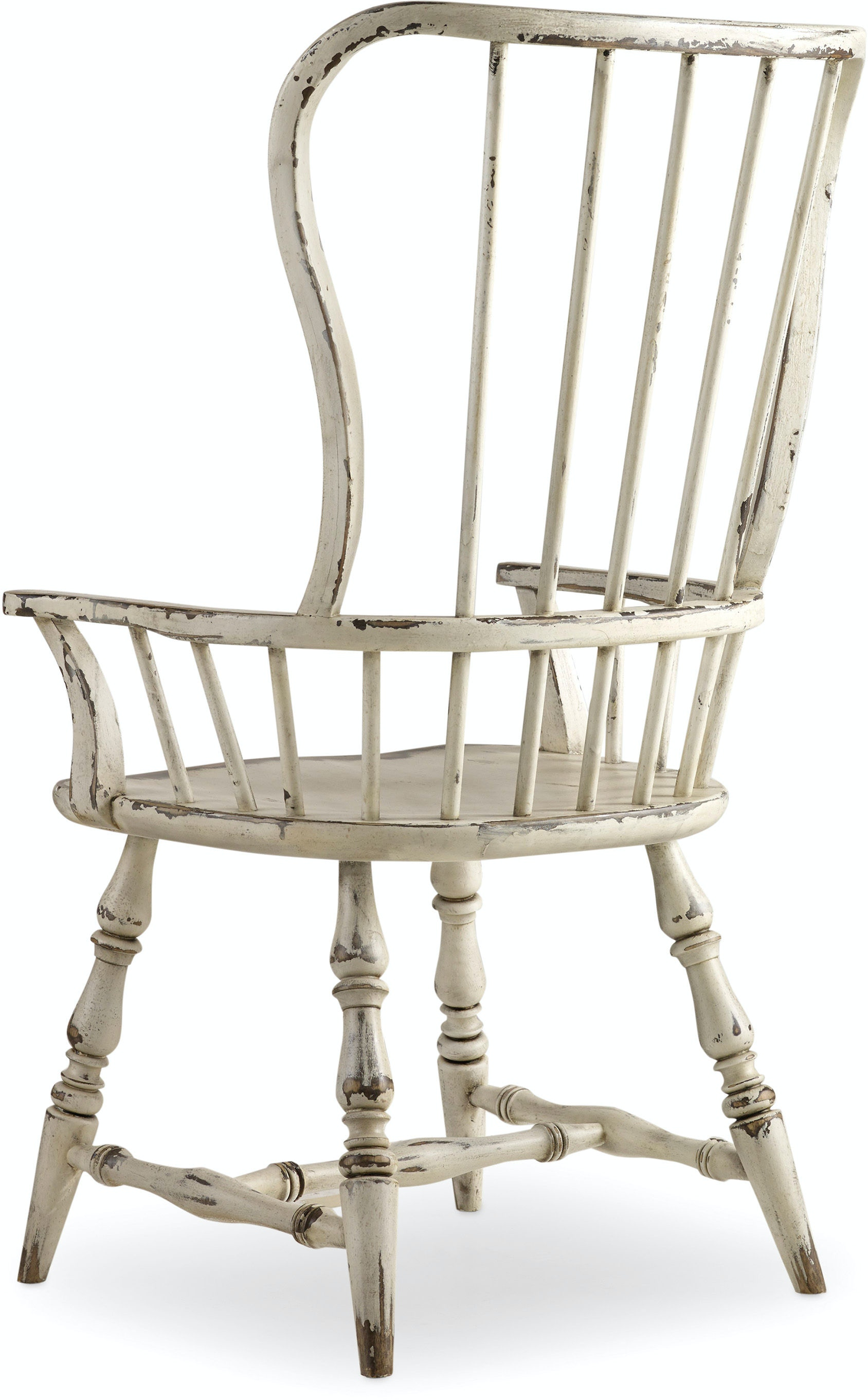 Hooker Furniture Dining Room Sanctuary Spindle Back Arm Chair 5403