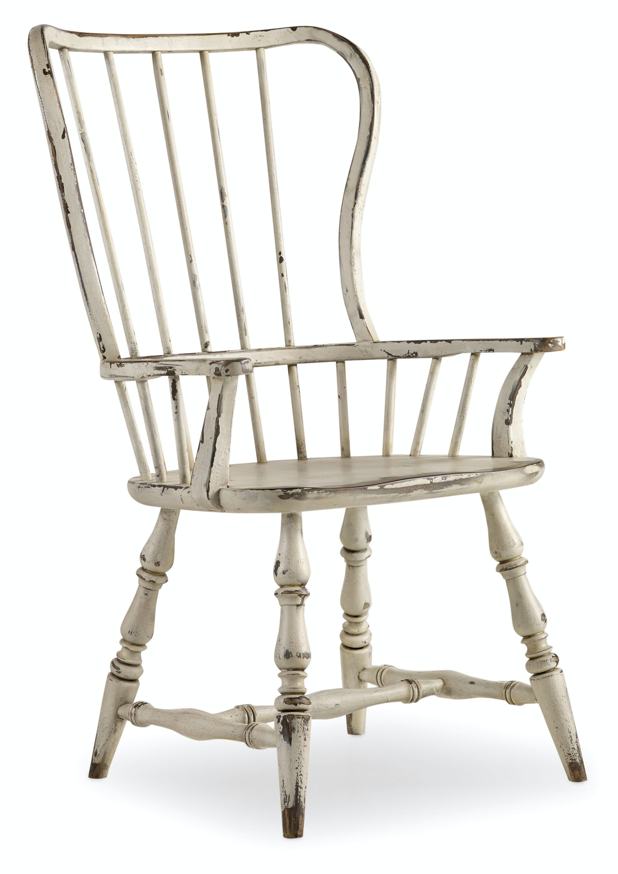Hooker Furniture Sanctuary Spindle Back Arm Chair 5403 75300