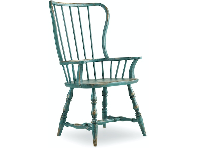 Hooker Furniture Dining Room Arm Chair 5405 75300 At American Factory Direct