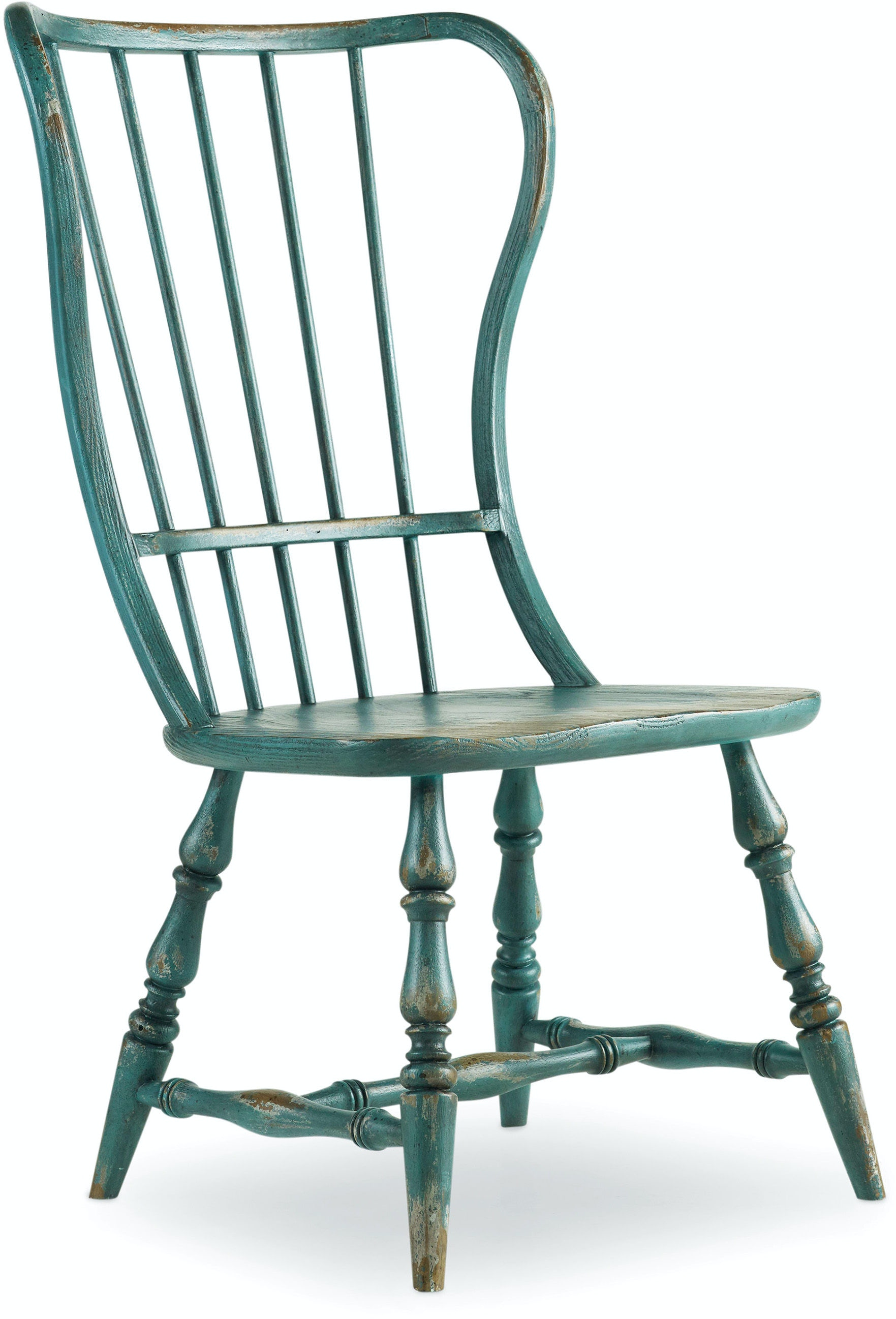 Hooker Furniture Dining Room Sanctuary Spindle Side Chair 5405