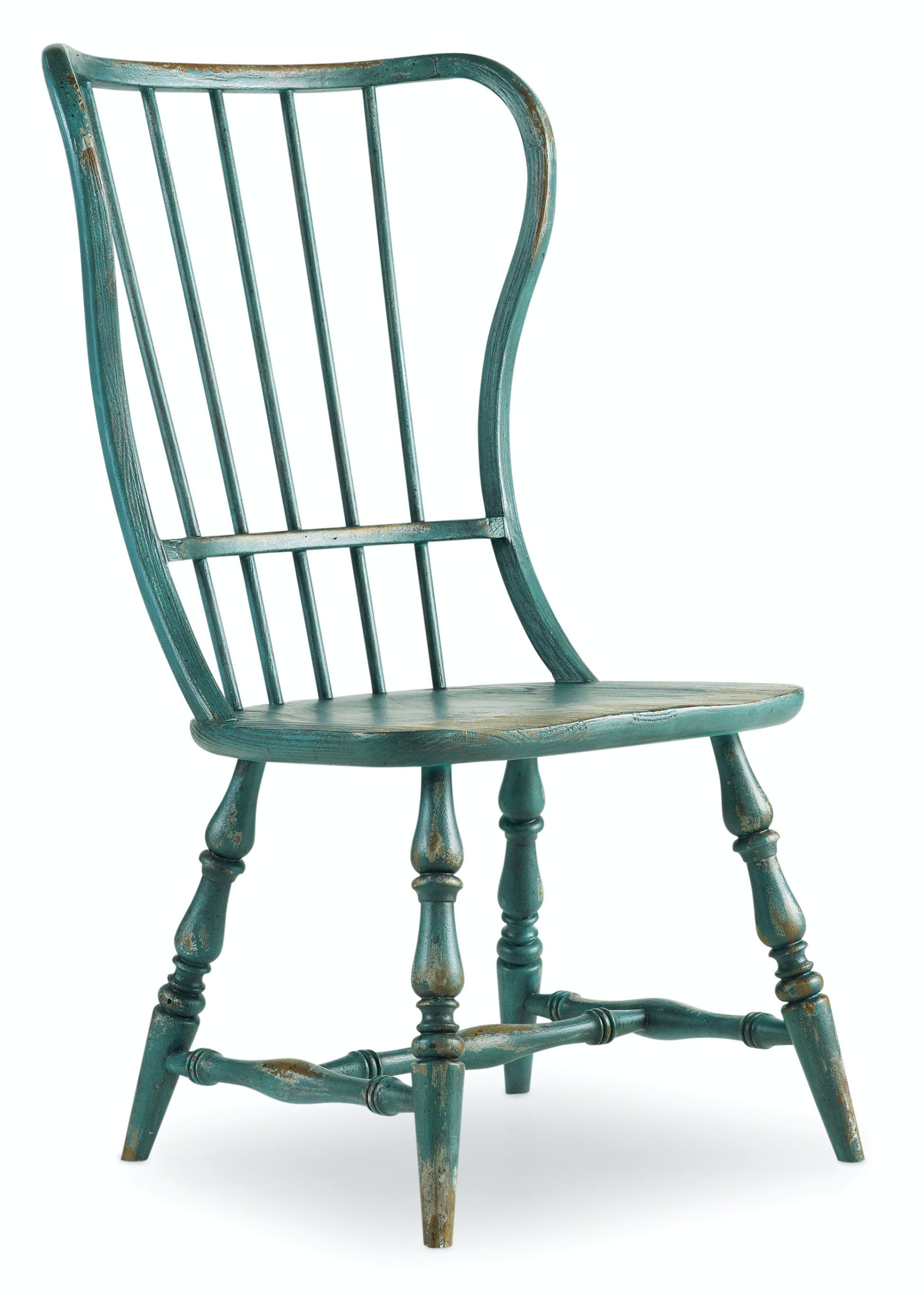 Hooker Furniture Sanctuary Spindle Side Chair 5405-75310  sc 1 st  Hooker Furniture & Hooker Furniture Dining Room Sanctuary Spindle Side Chair 5405-75310