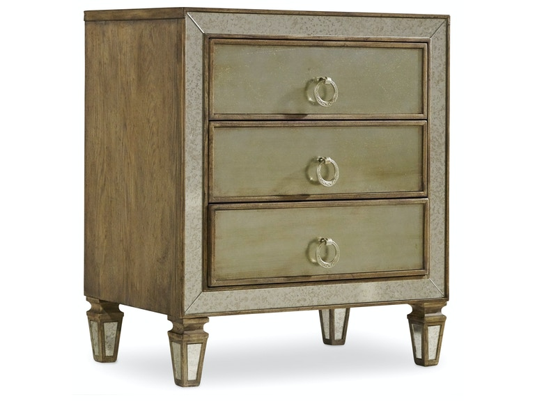 Hooker Furniture Sanctuary Nightstand 5414-90016