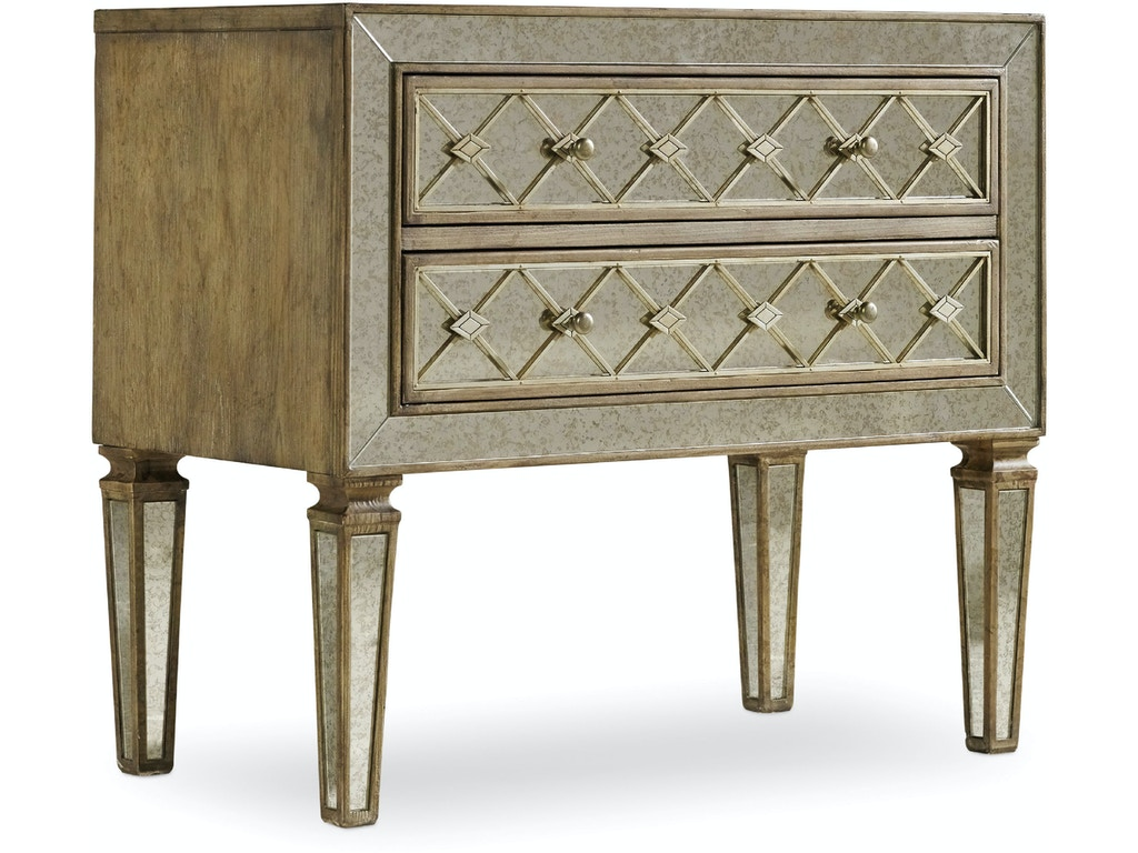 Hooker furniture bedroom sanctuary bachelors chest 5414 for Hooker furniture