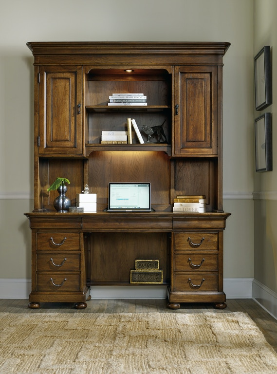 Hooker Furniture Home Office Archivist Computer Credenza
