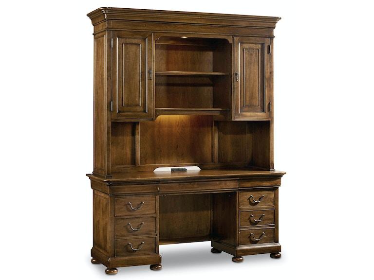 Hooker Furniture Home Office Archivist Computer Credenza