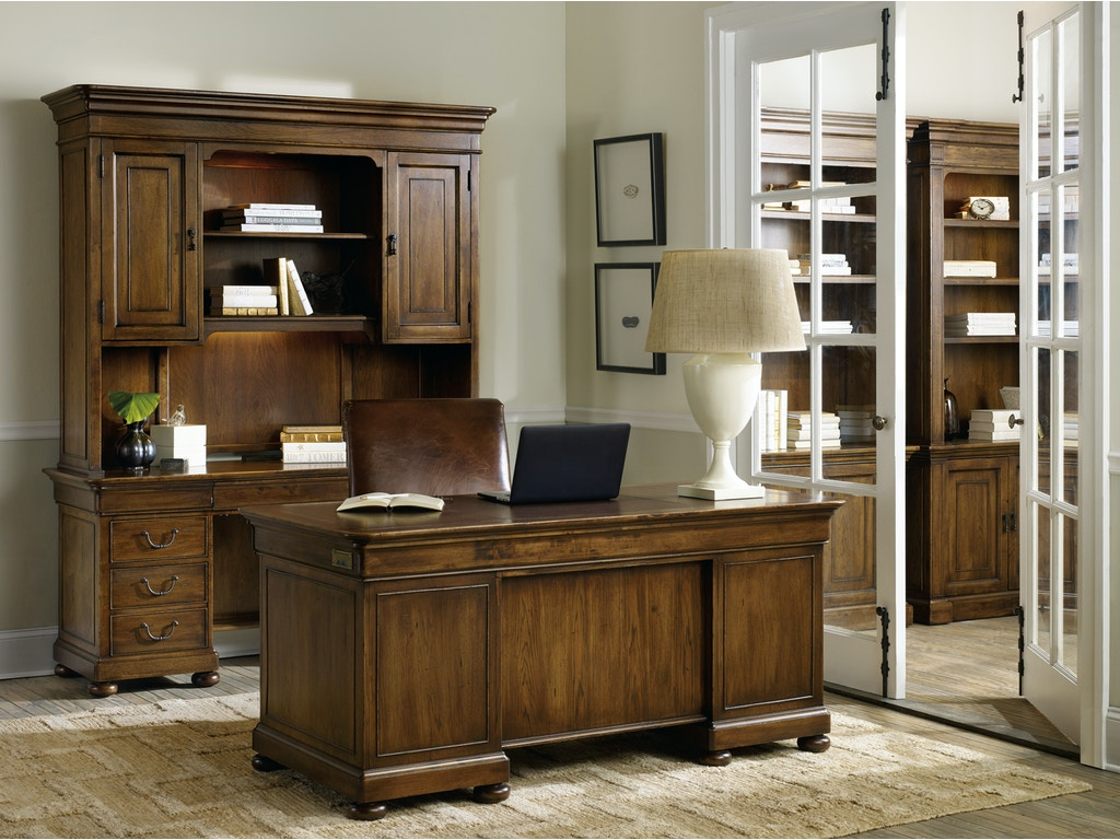 Hooker Furniture Home Office Archivist Computer Credenza 5447 10464 Howell Furniture