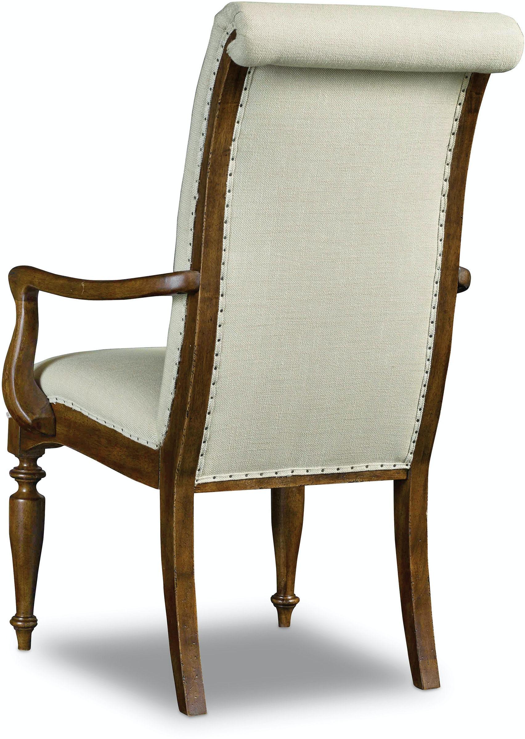 Hooker Furniture Dining Room Archivist Upholstered Arm