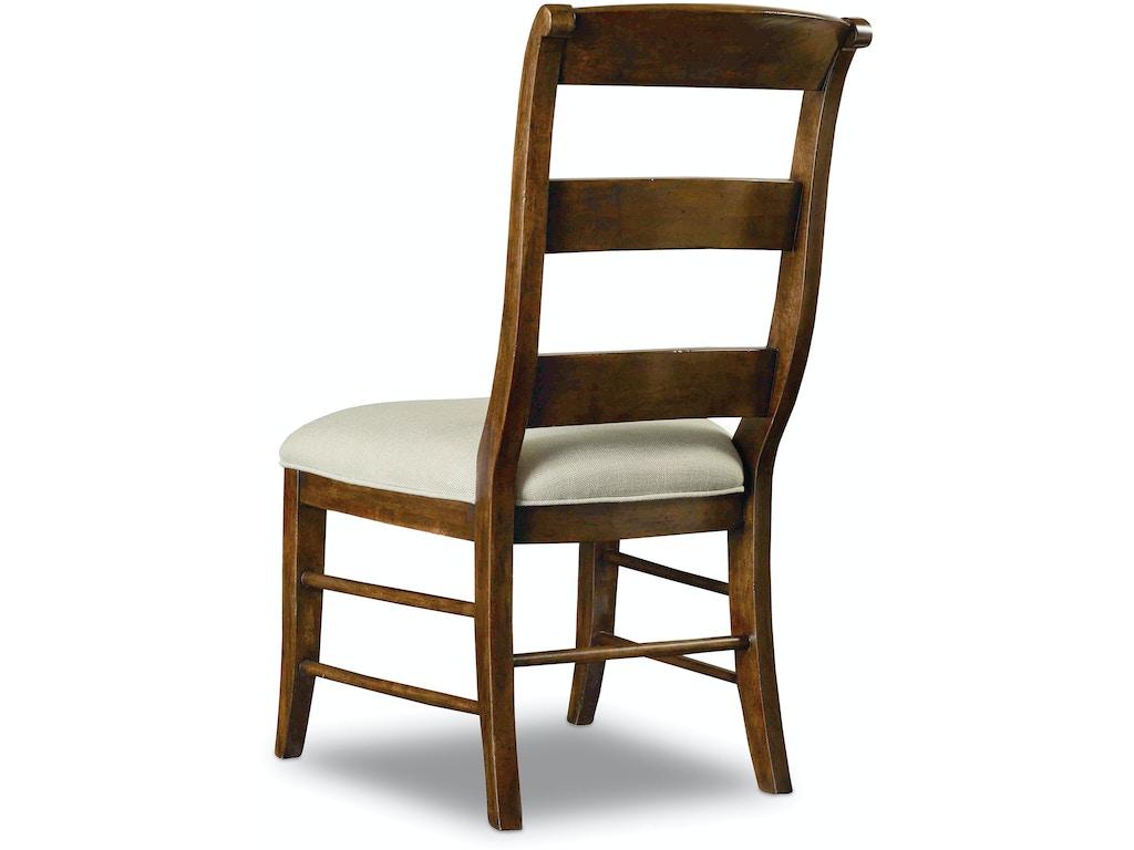 Formal Ladderback Dining Room Chair