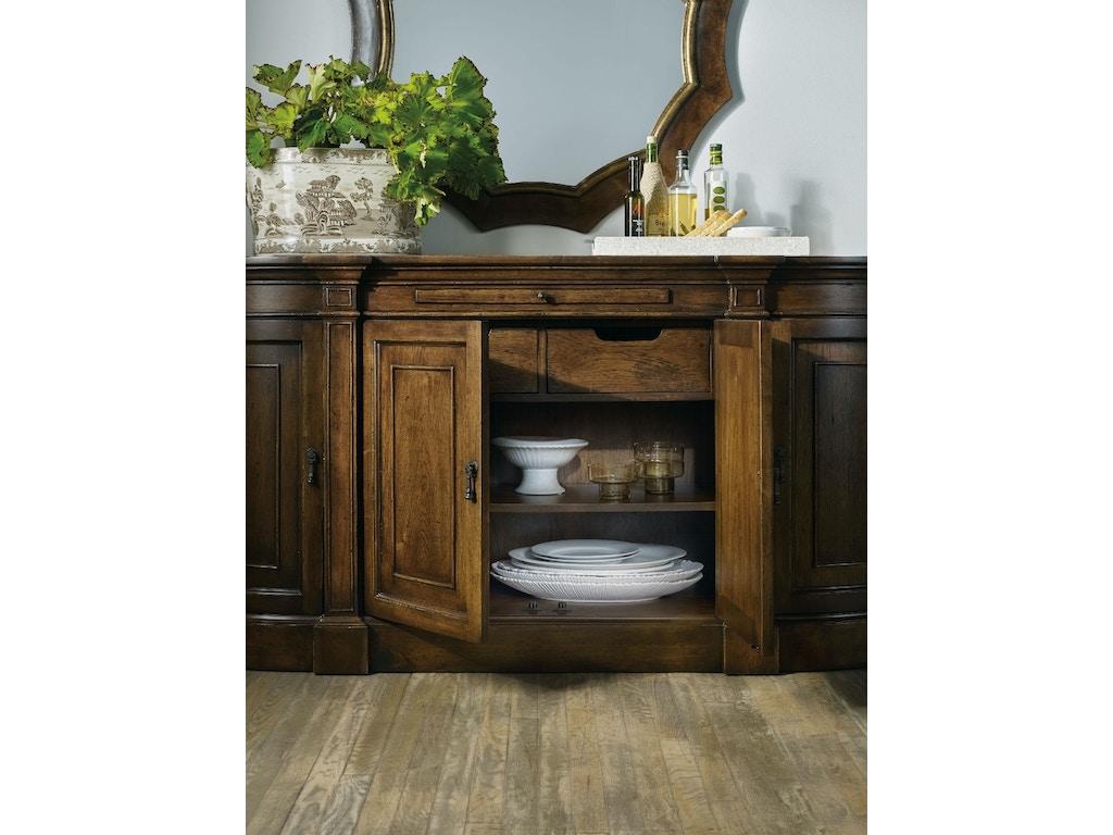 Hooker Furniture Dining Room Archivist Sideboard 5447