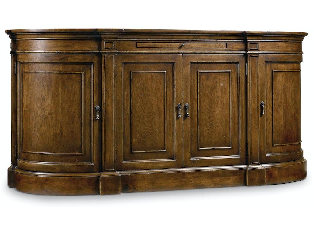 Hooker furniture dining room archivist sideboard 5447 for H ngendes sideboard