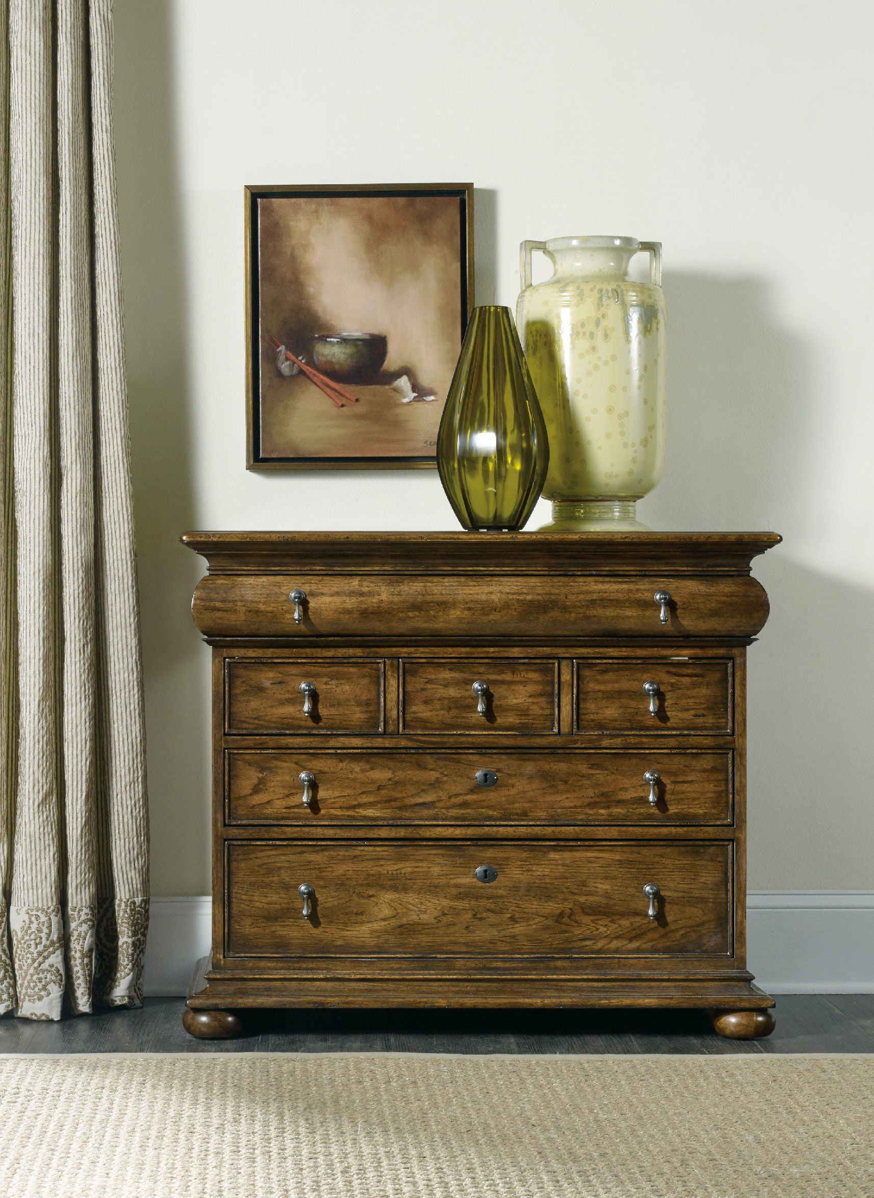 hooker furniture archivist accent chest