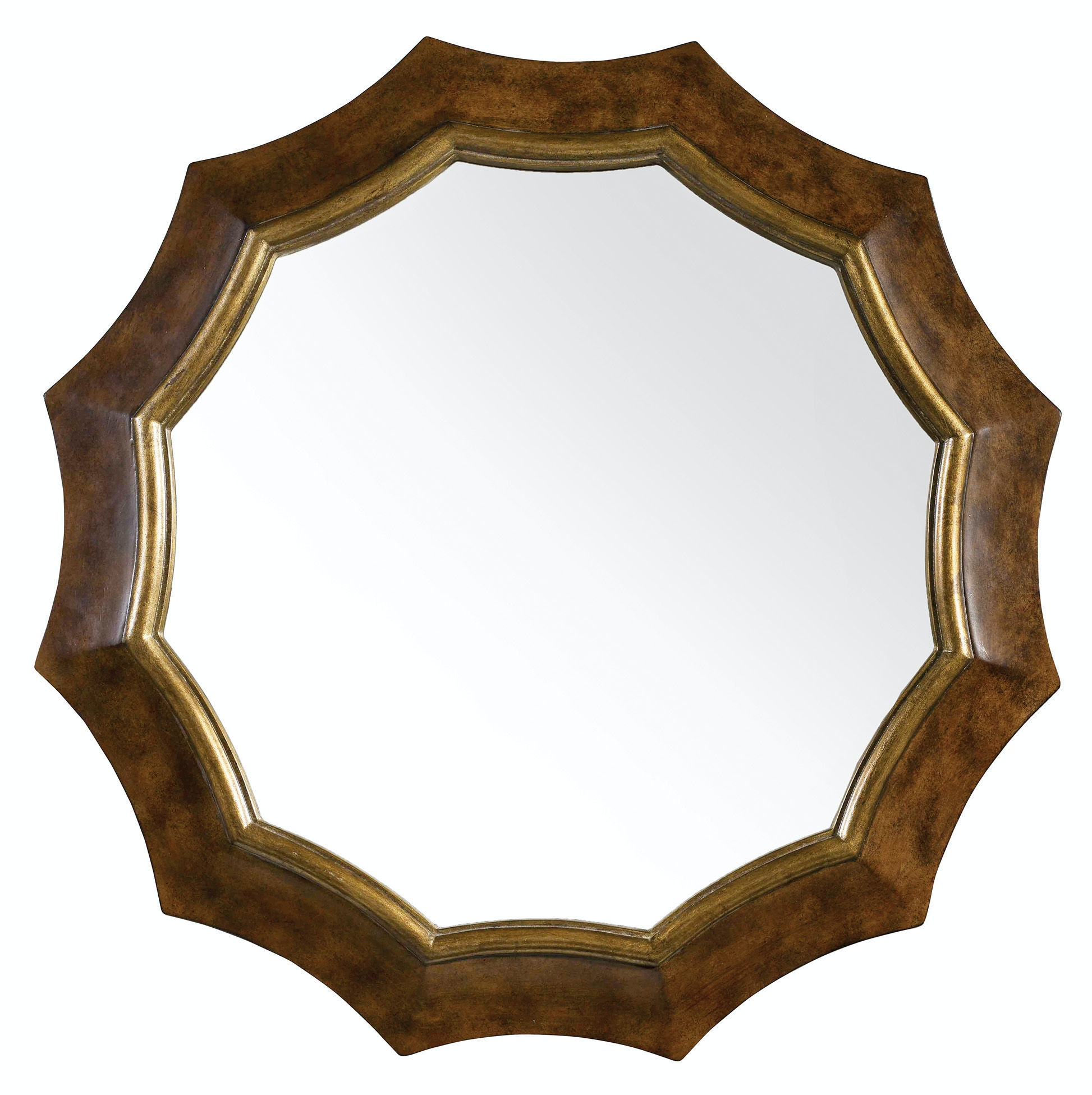 Hooker Furniture Archivist Accent Mirror 5447 90009