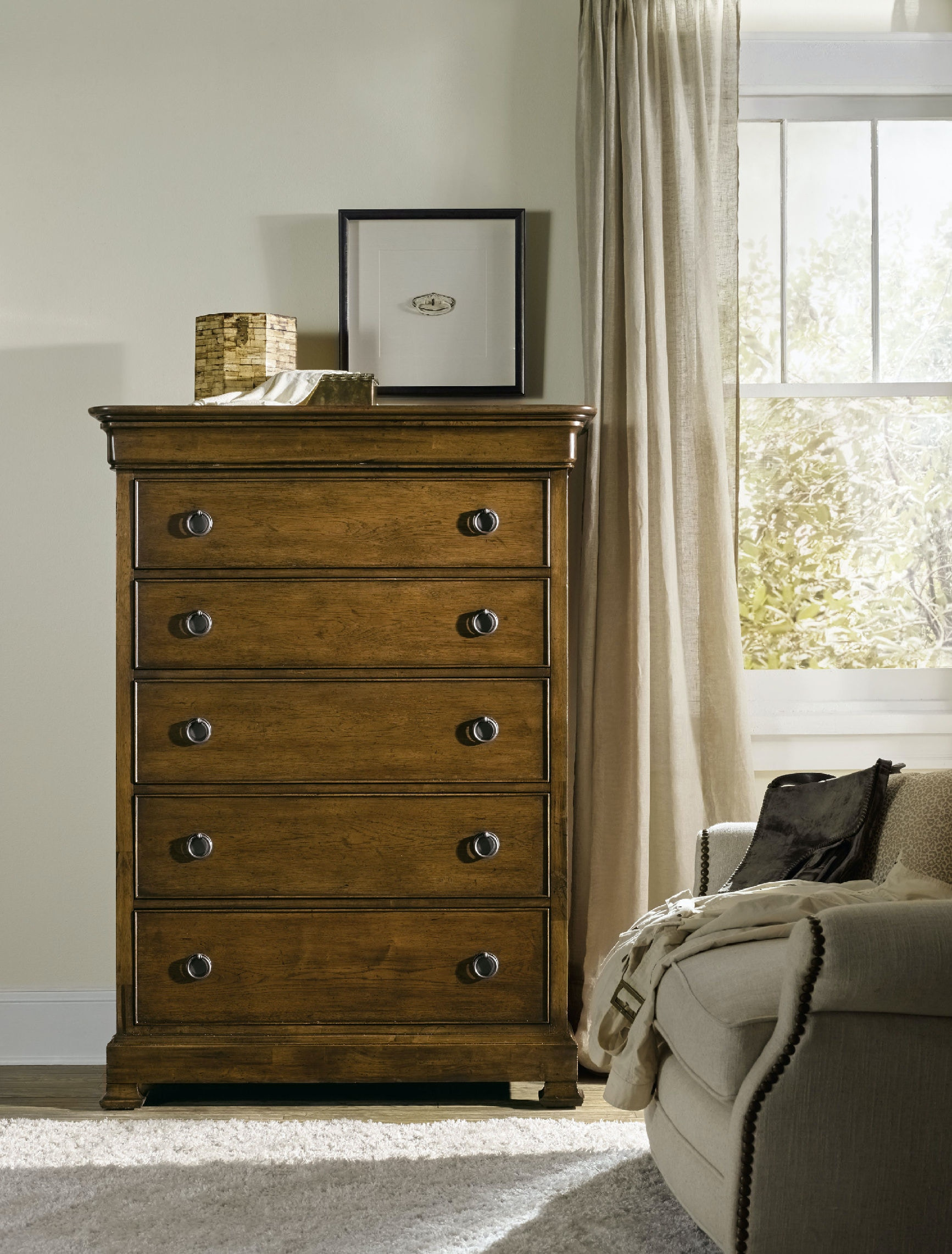 bedroom creek sauder drawers shoal chest of products drawer