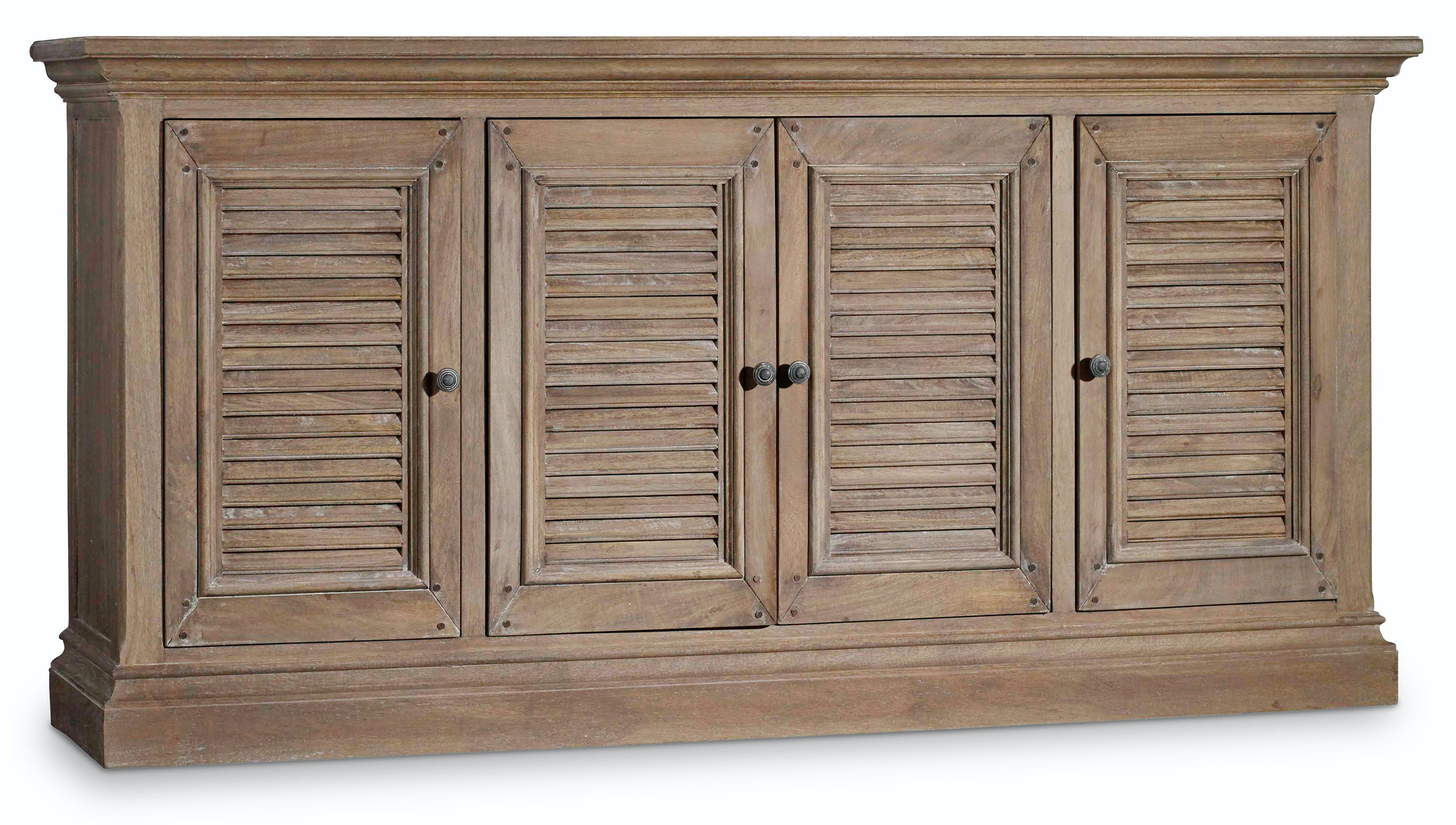 Entertainment Console 72in 5484-55472-LTWD