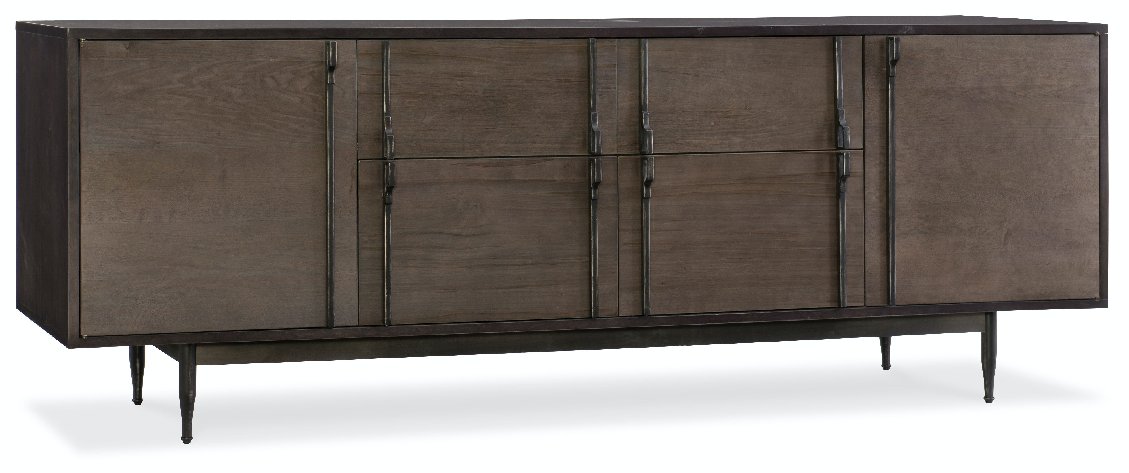 Hooker Furniture Wormy Maple Console 5587 85001 DKW
