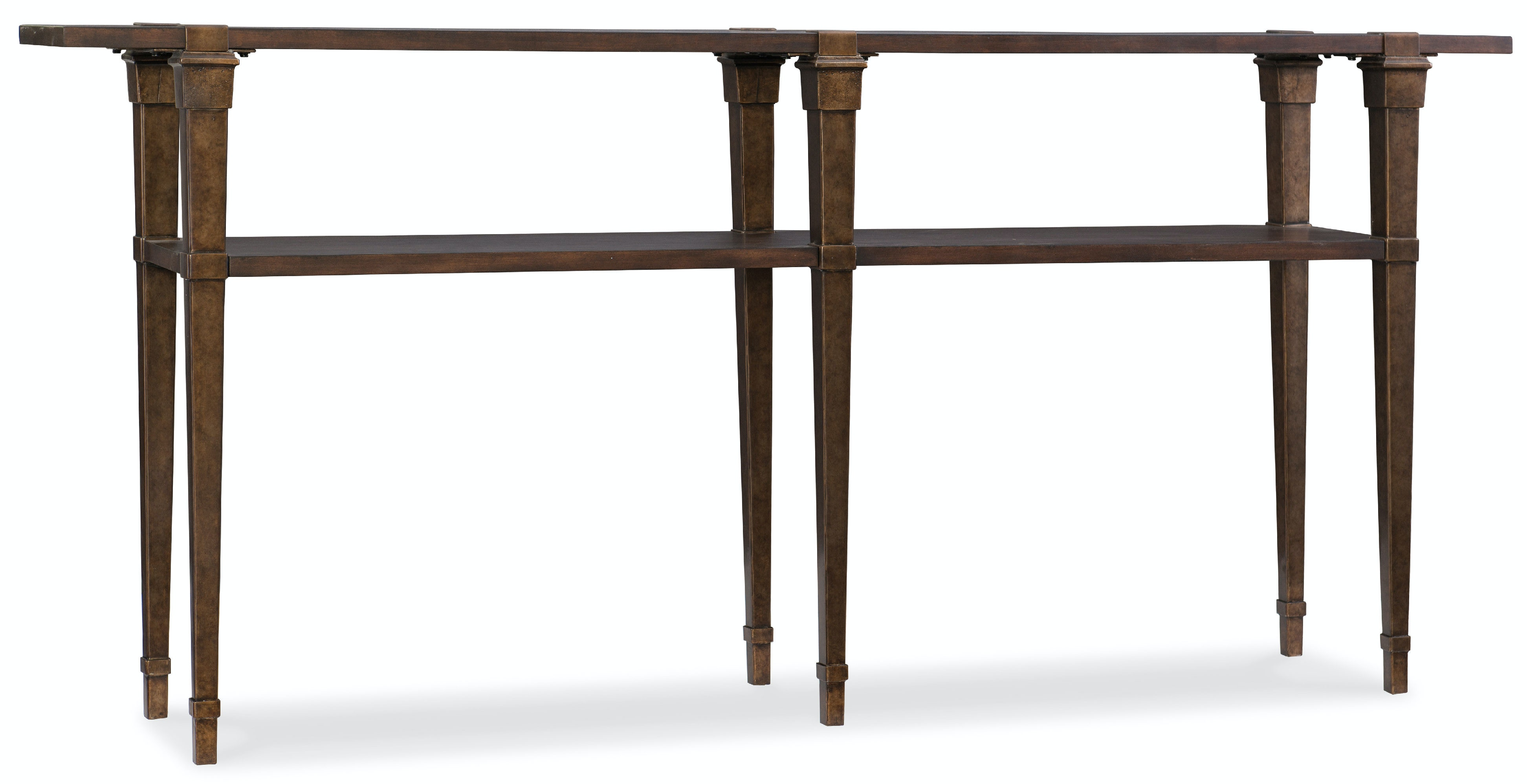 Attractive Hooker Furniture Skinny Console Table 5589 85001 DKW