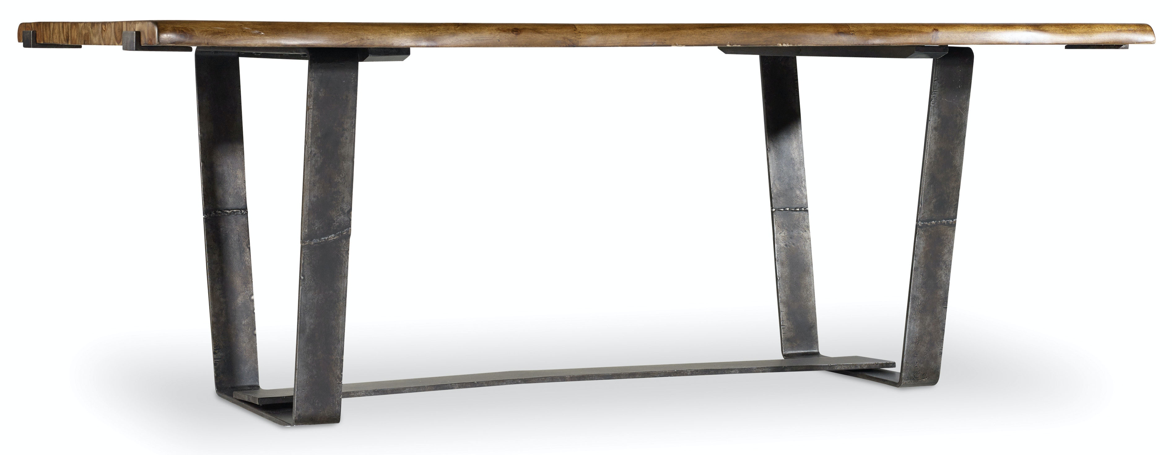 Hooker Furniture Dining Room Live Edge Dining Table 5590-75200