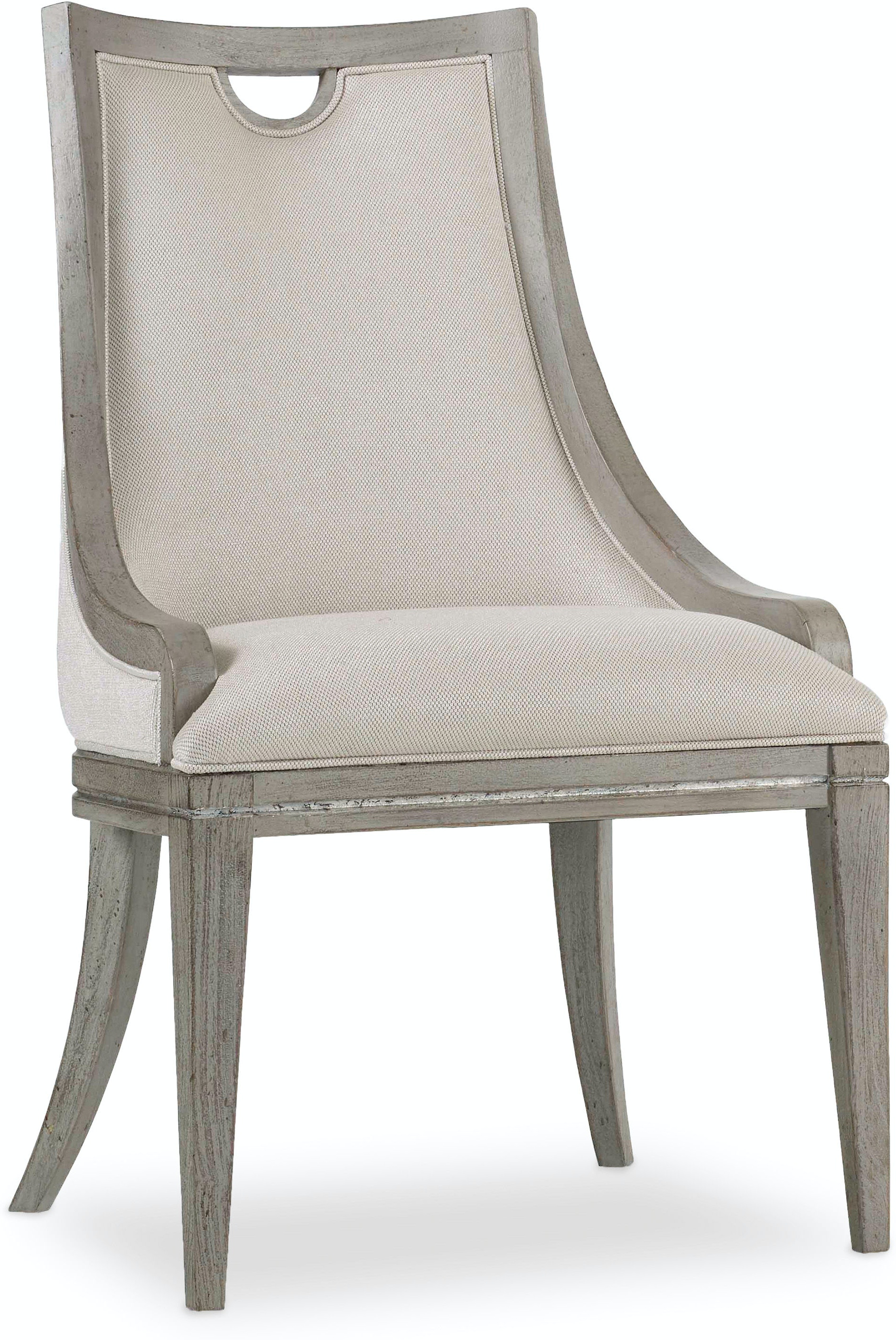 Super Hooker Furniture Dining Room Sanctuary Upholstered Side Bralicious Painted Fabric Chair Ideas Braliciousco