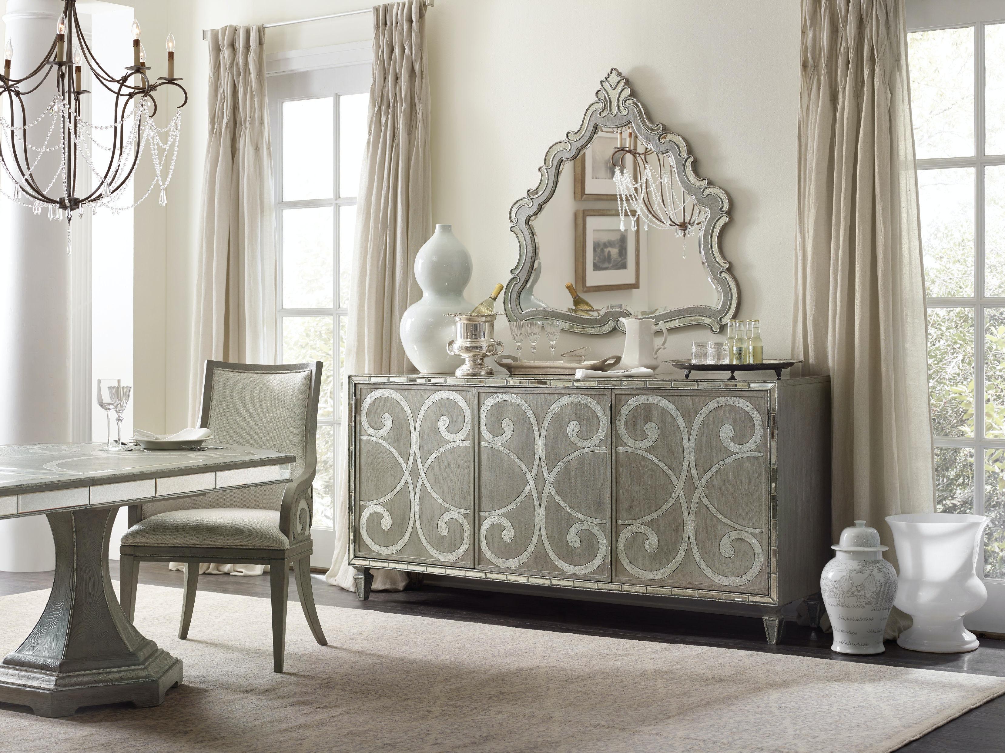Hooker Furniture Sanctuary Buffet 5603 75900 LTBR