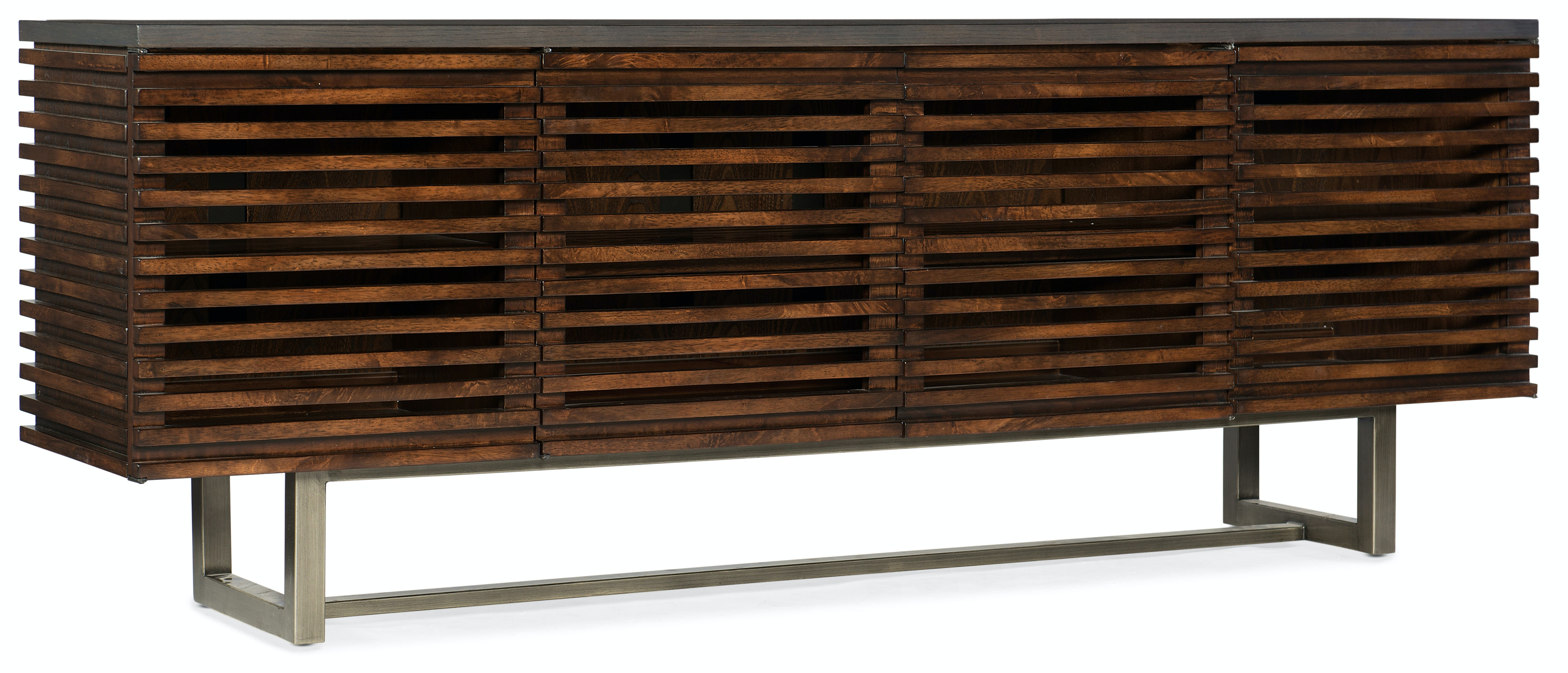 Hooker Furniture Solstice 78in Entertainment Console 5657 55478 MWD