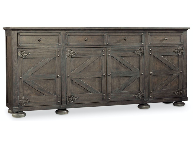 Hooker Furniture Vintage West Storage Credenza 5700-85001