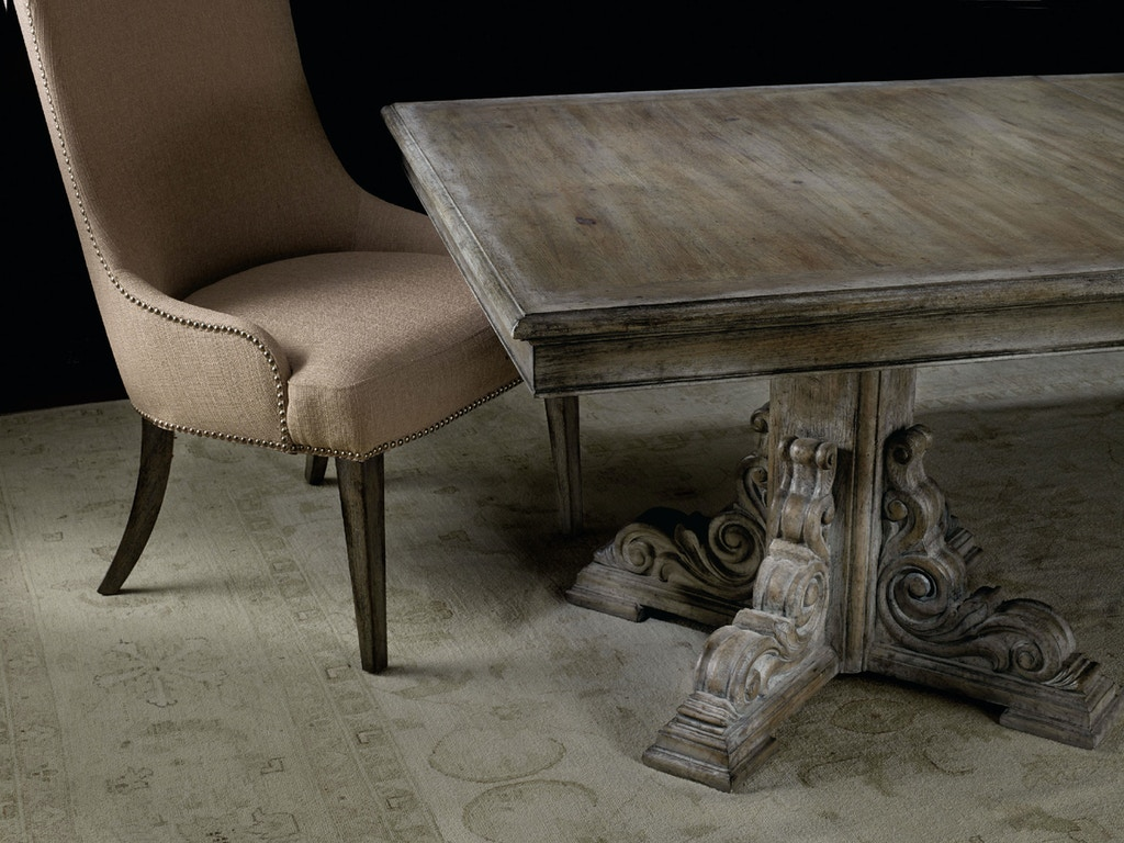 Hooker Furniture Dining Room Dining Table 5701 75203