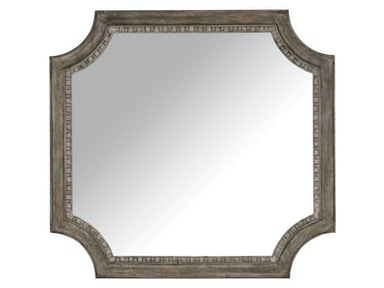 Hooker Furniture True Vintage Shaped Mirror 5701-90008