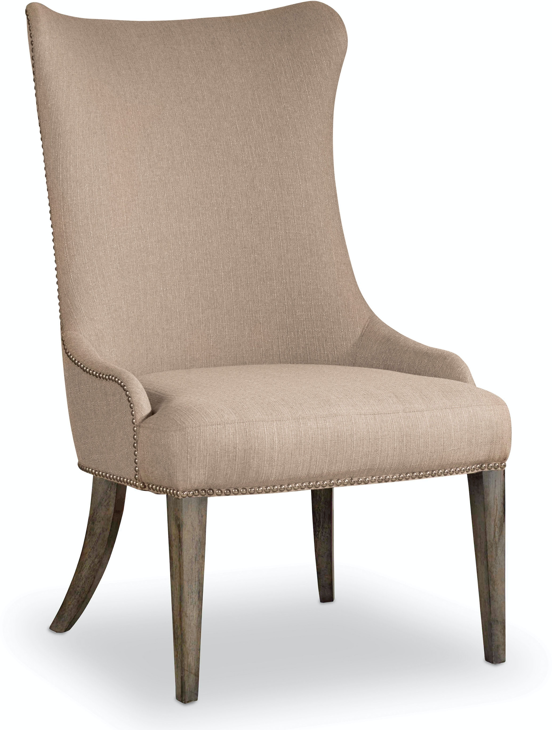 Swell Hooker Furniture Dining Room True Vintage Upholstered Dining Bralicious Painted Fabric Chair Ideas Braliciousco