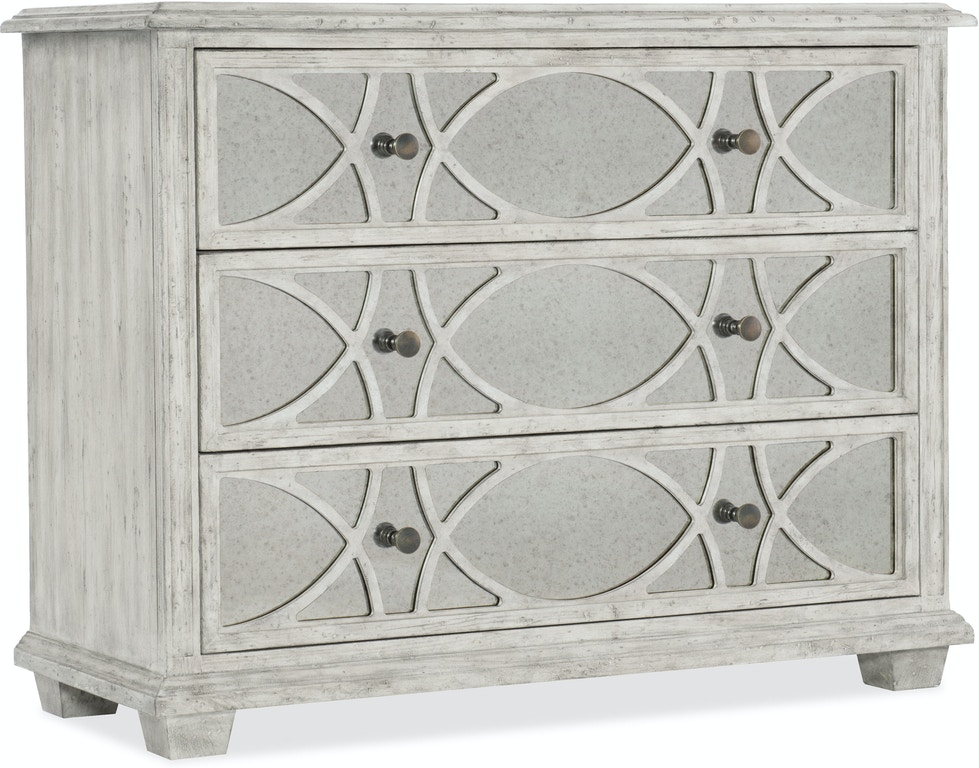 Hooker Furniture Living Room Boheme Duvel Accent Chest 5750 50002 Ltwd Finesse Furniture