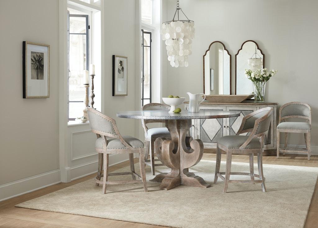 Hooker Furniture Dining Room Boheme Saint Germain Server