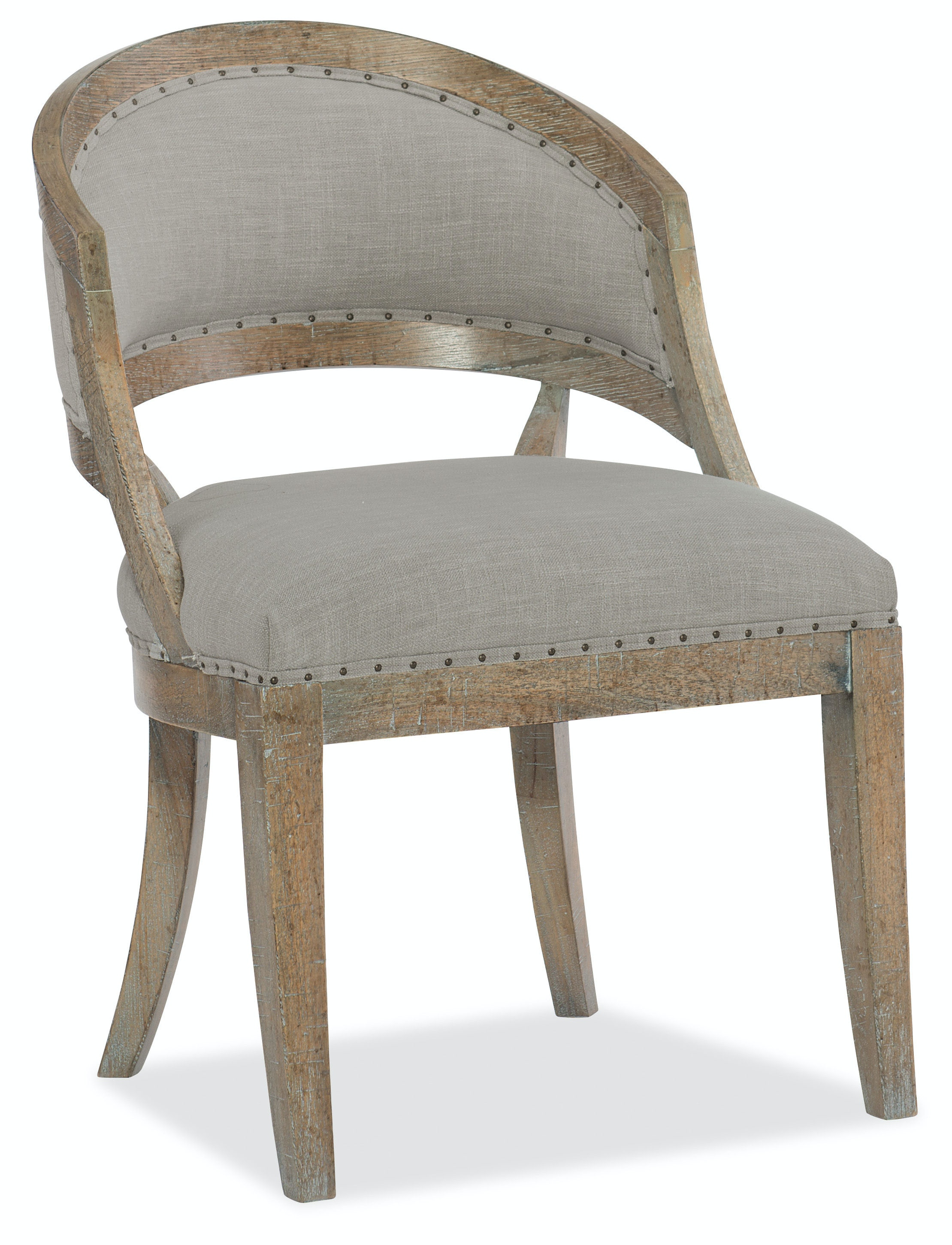 Hooker Furniture Boheme Garnier Barrel Back Chair 5750 75300 MWD