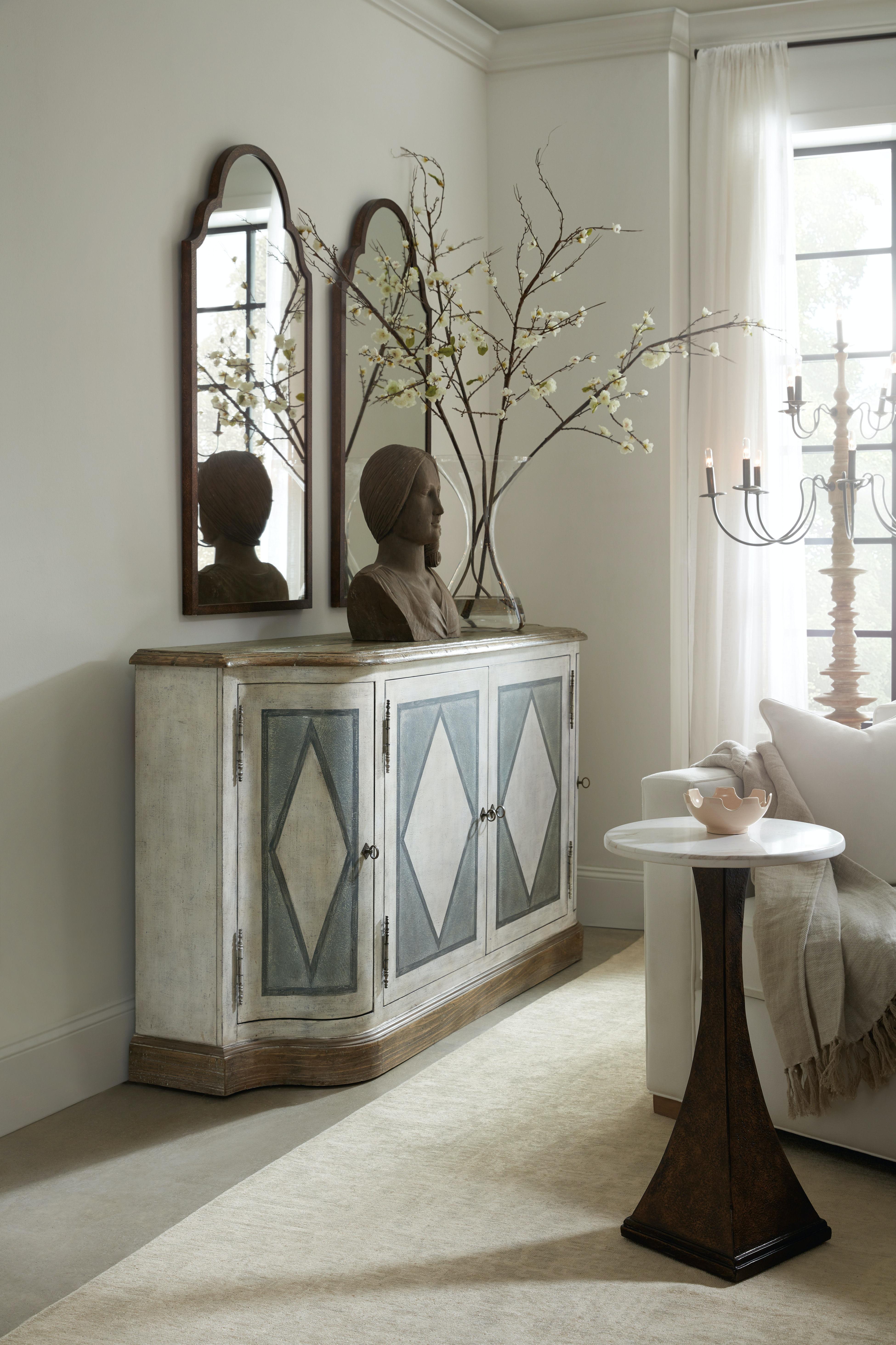 Merveilleux Hooker Furniture Boheme Saint Germain Server 5750 75900 MULTI
